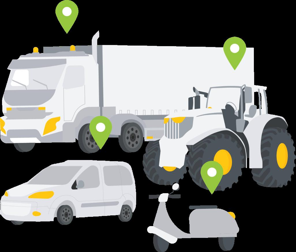 Мониторинг производительности автопарка - это вызов