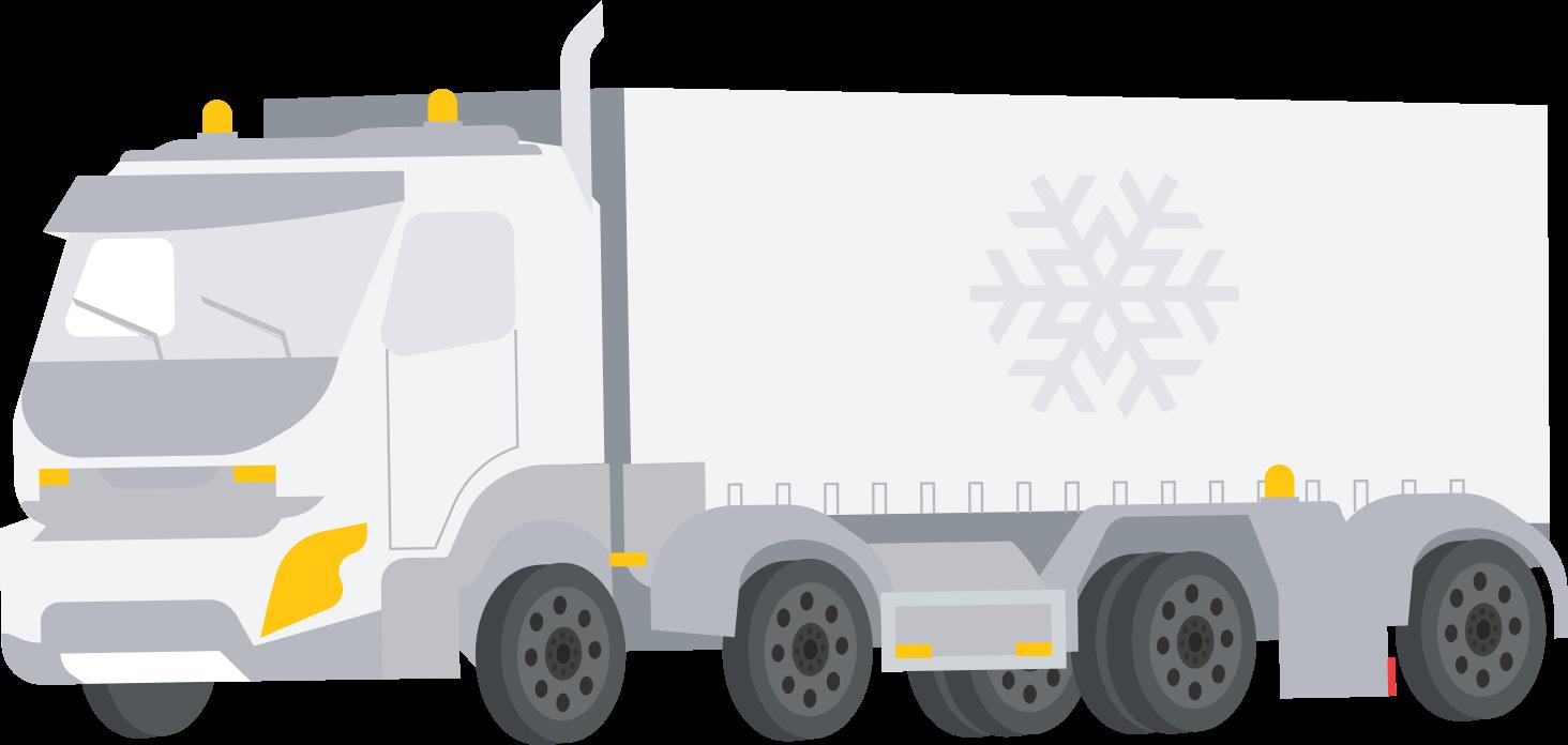 Håll koll på viktiga lastdata och övervaka fel
