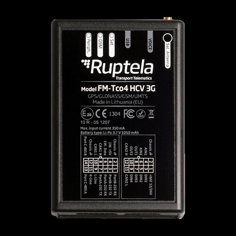 Ruptela FM-Tco4 HCV