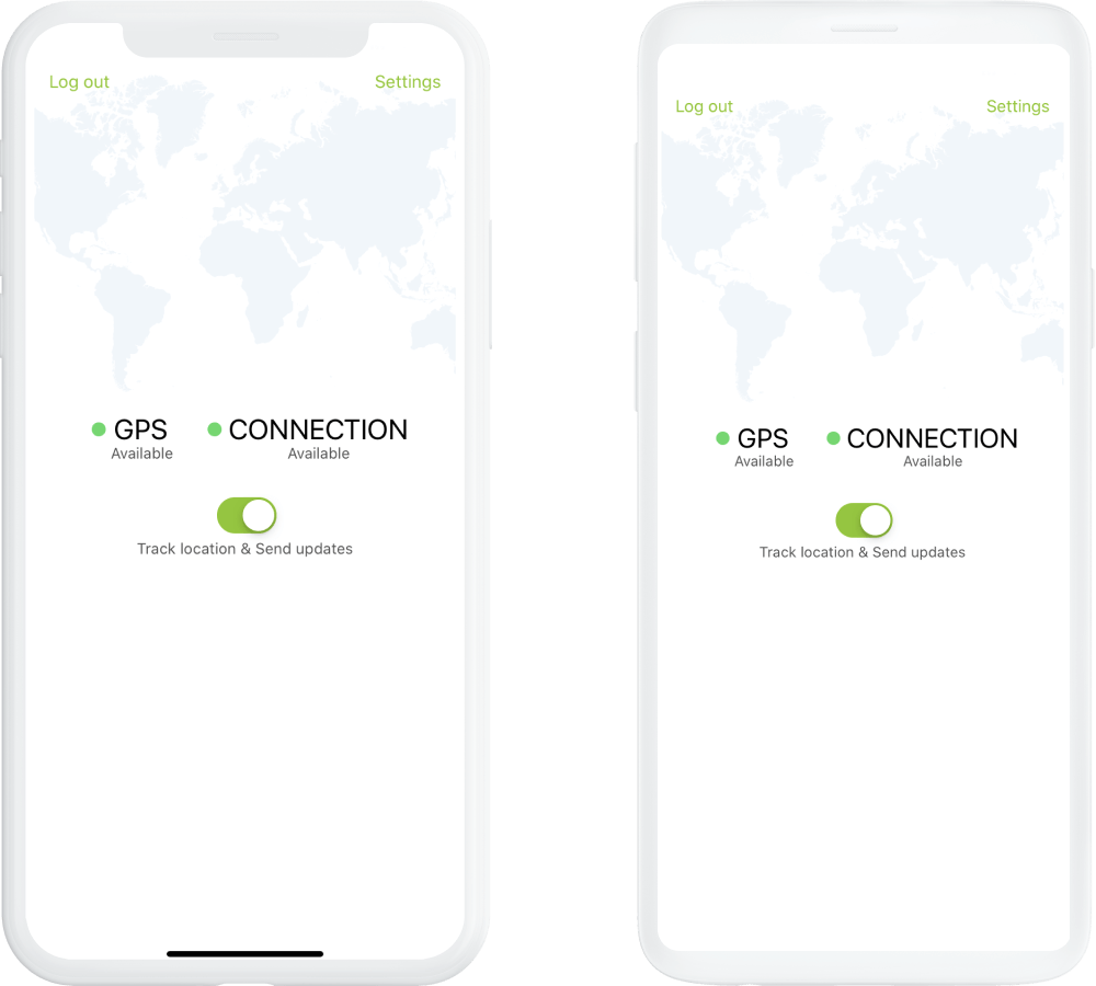 Location Tracking for All Needs