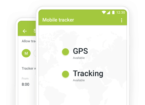 Mapon Mobile Tracker