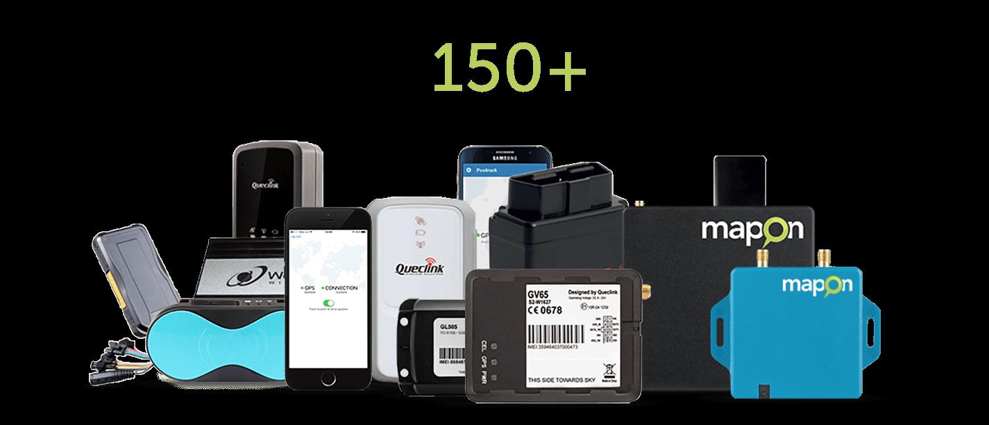 Vous avez déjà vos propres appareils de tracking?