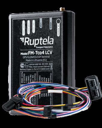 Ruptela FM-Tco4 LCV