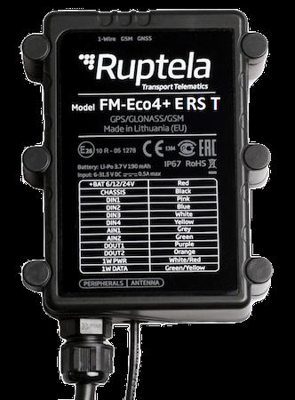 Ruptela FM-Eco4 + E RS T