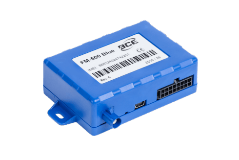 BCE FM-500 Blue